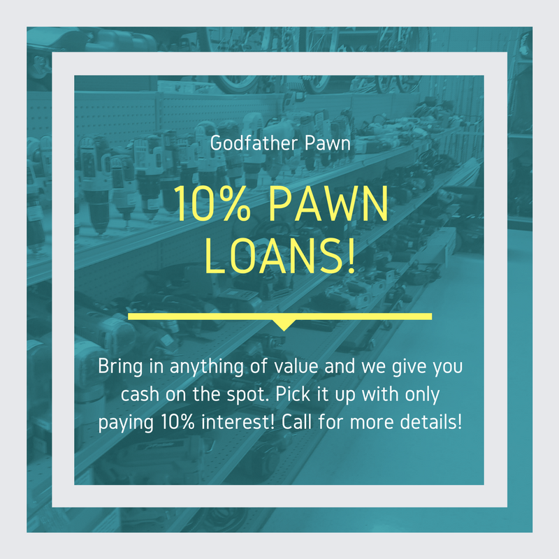 Godfather Pawn - Orlando Pawn Shop Offering 10 Percent Loans